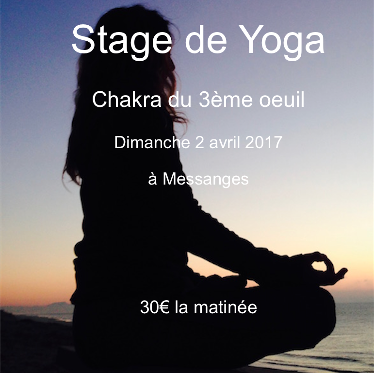 yoga Messanges stage