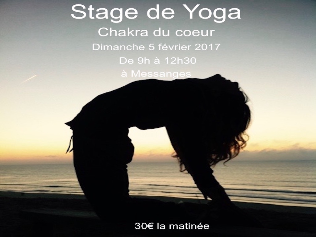 stage yoga Messanges