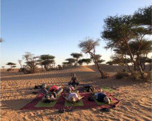 Yoga Nature au Maroc