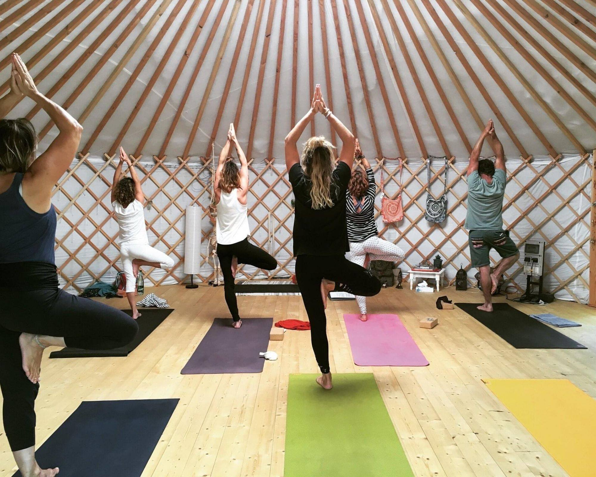 Yoga Nature Cours Collectifs